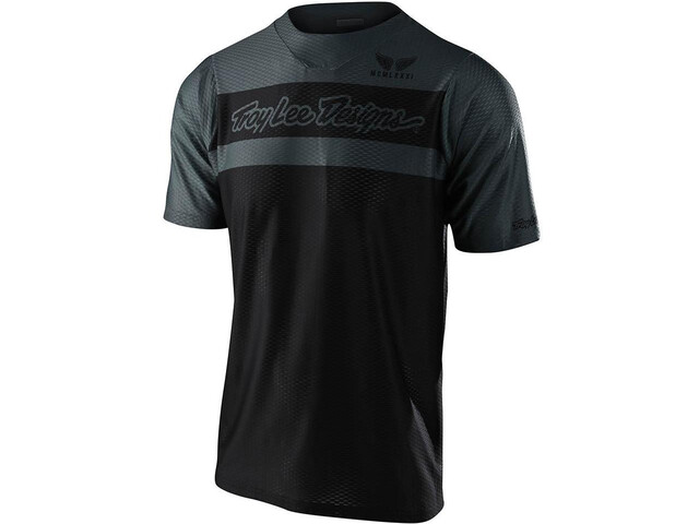Troy Lee Designs Skyline Air Factory SS Jersey black/grey